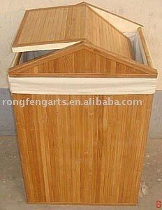 Ropa sucia canasta buy product on - Cestos de madera ...