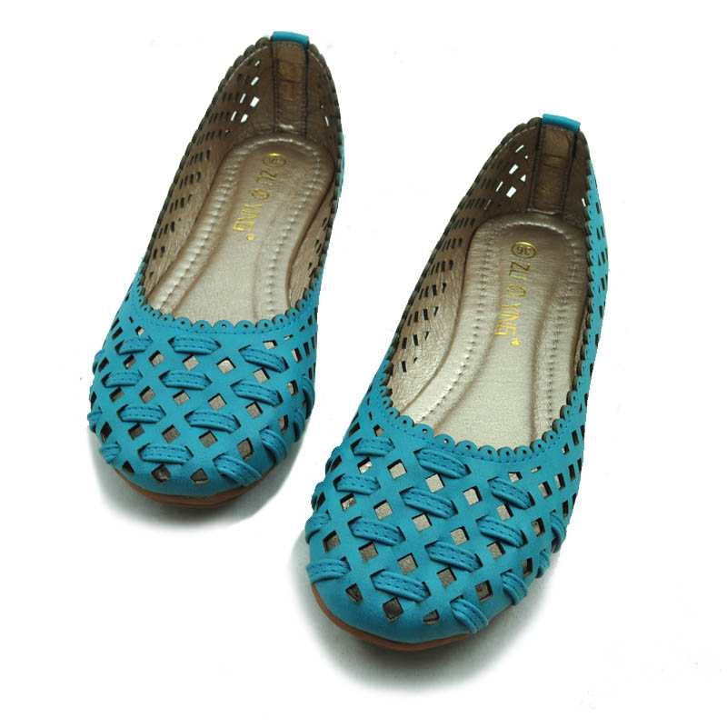 Woven Ladies Shoes