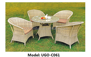 Top Bottom Rattan Chairs Stock Cheap Sale in UGO Warehouse Furniture