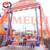 Children Park Attraction rotating rides happy swing flying chair