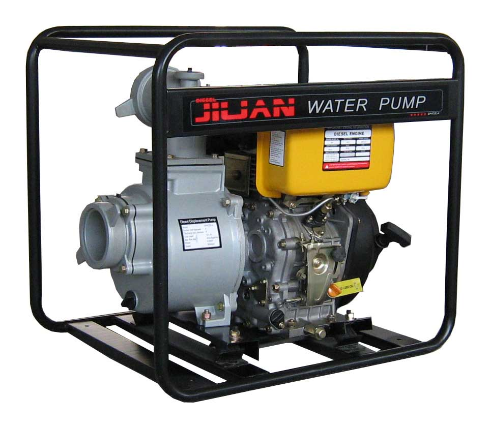 Clean Water Diesel Engine Pump Set