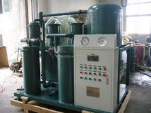 Vacuum Oil Dehydration Plant for Lube oil,machinery oil,breaker oil