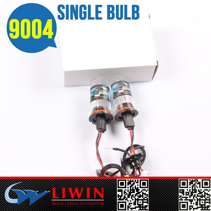 Liwin brand best quality 9004 hb1 hid bulb auto hid bulb ballast with bulb for hid torch for car