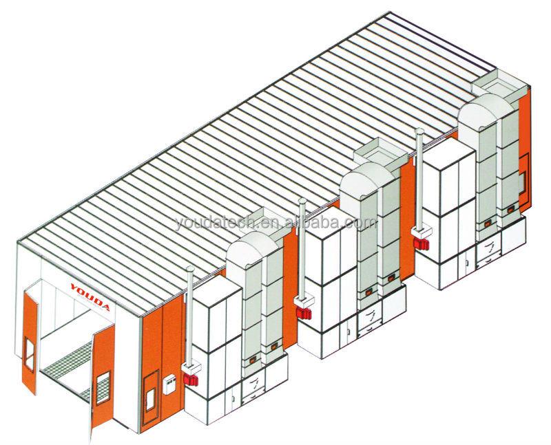 20 m cami n cabina de pintura bus cami n cabina de pintura para la venta cabinas de pintura - Venta de cabinas de pintura ...