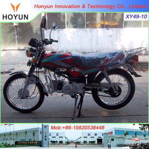 Hot sale in Mozambique Africa HOYUN LIFO XY49-10 motorcycles