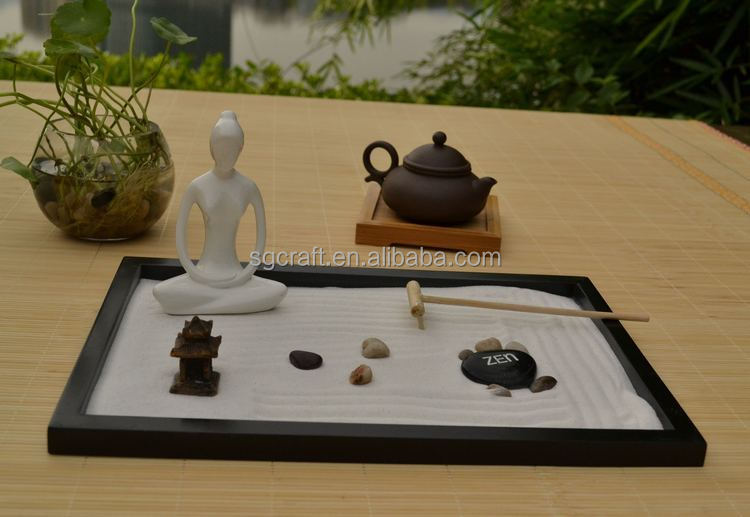 sgy103 black wooden tray 3d picture sexy girl mini zen. Black Bedroom Furniture Sets. Home Design Ideas