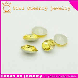 clothing accessories epoxy resin stones wholesale