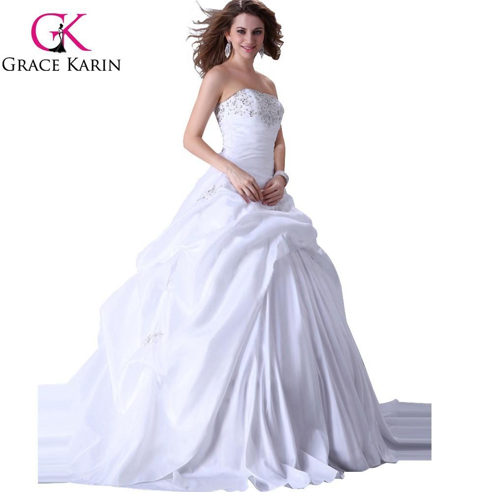 Finden Sie Hohe Qualität Brautkleider Für Dicke Frau Hersteller und ...