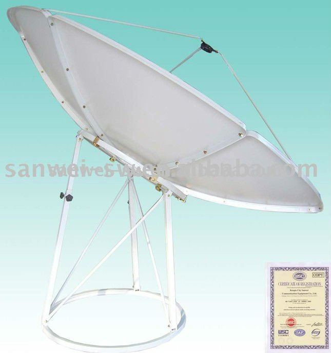 c band 180cm tv dish antenna outdoor
