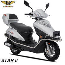 STAR II 50CC 50 cc moped 49cc buggy gas scooters for adults turning lighters fixed on hood v shape head lamp