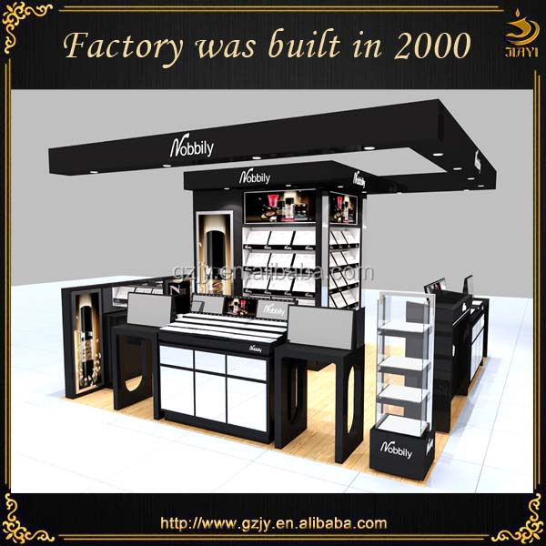 2017 Hot Sale Cosmetic Shop Furniture And Mall Kiosk Ideas Cosmetics Shop Decoration