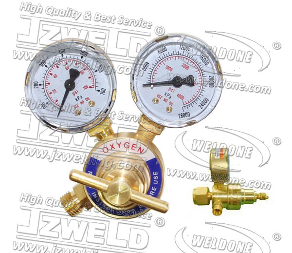 Stark Mini oxygen regulator for welding