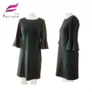 Energy-Saving Black Graduation Dresses Modern Ladies Dress Pretty Lady Clothing