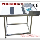 YG 2002A-F5 Automatic Stacking Machine with one motor for inkjet and coding