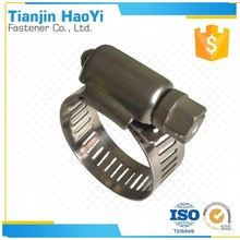 Adjustable Pipe Hose Clamp hydraulic American type hose clamp