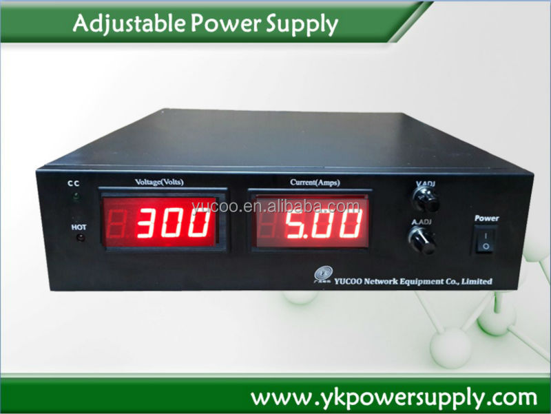 Factory direct sales 1500w single output 150v dc power supply