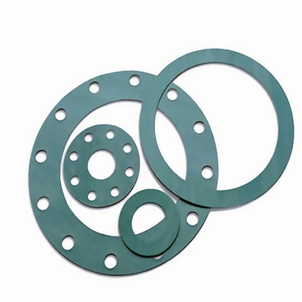 Tension non asbestos rubber gasket sheet of flange sealing