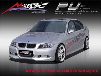 Pu Body Kits For Bmw 3 Series 320i E90 4dr Buy Pu Body Kit For E90 Body Kit Car Body Kit Product On Alibaba Com