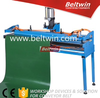Beltwin V punching machine PVC/PU belt finger punch machine before jointing
