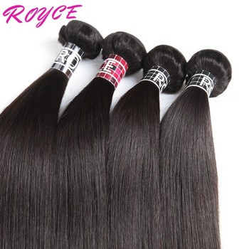 Hot selling virgin raw material Full cuticle brazilian hair extension human