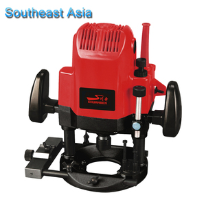 High quality 2000W 6 or 8mm power tools electric wood router machine