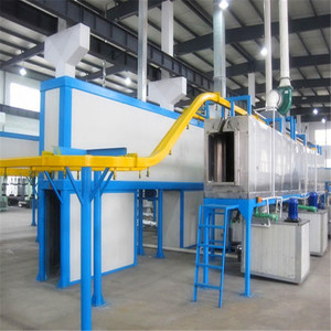 Hanna Brand Powder Coating Equipment with Spraying Pretreatment