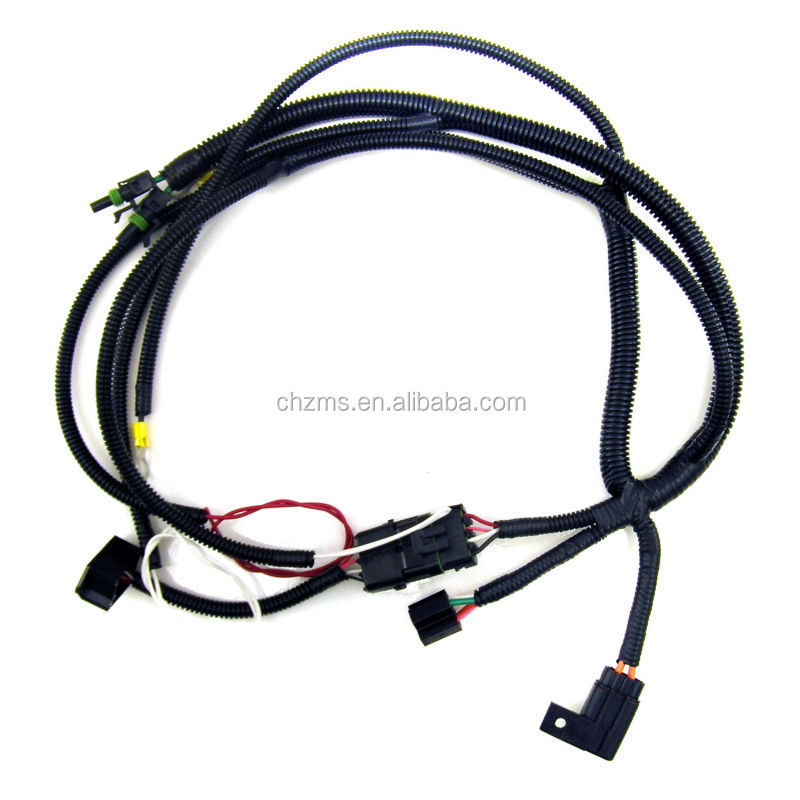 Electronic wire harness raw material wire harness, raw material wire harness suppliers and wiring harness trade show at fashall.co