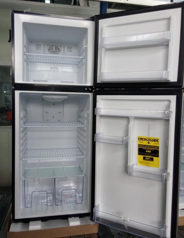 125 l 220 v no frost refrigerator home frost free mini. Black Bedroom Furniture Sets. Home Design Ideas