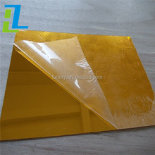 Acrylic cutting factory supply many colour 3mm mirror acrylic sheet