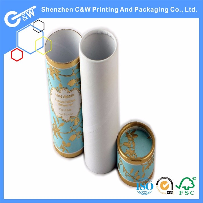 China manufacturer storng wholesale promotion custom biodegradable cardboard paper tube