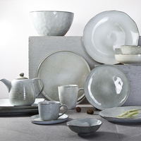 China Factory Ceramic Restaurant Dinnerware Set, porcelain dinnerware sets/