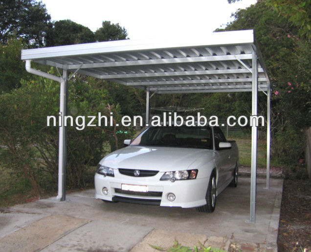 Flat Roof Carports, Flat Roof Carports Suppliers And Manufacturers At  Alibaba.com