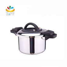 Hot new design 3L 5L stainless steel commerial rice pressure cooker stainless pot