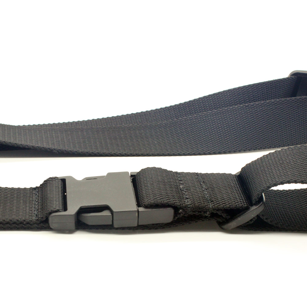 Heavy Duty Rifle Gun Tactical 3 Points Nylon Sling belt with 20mm Base Mount