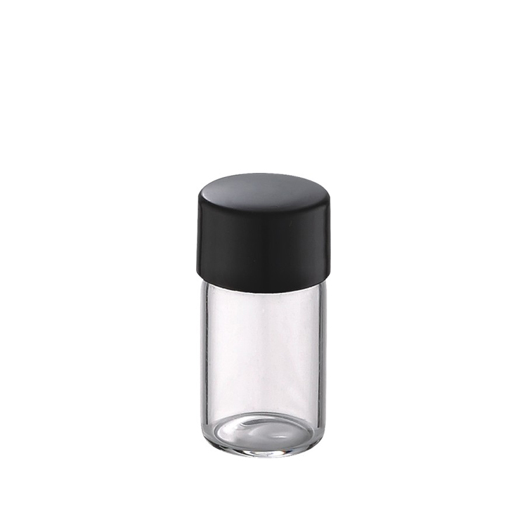 small 1ml 1.5ml 2ml 3ml 4ml custom size pharmaceutical essential oil glass bottle mini perfume bottle for test