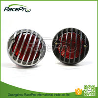 Motorcycle Grill Blub Tail Light Indicator Lighting for Harley Davidson Custom Chopper Hot Rod