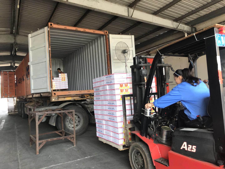 हम कारखाने हैं मध्य पूर्व के लिए 397g डिब्बाबंद व्यापक सेम बेईमानी Medamas