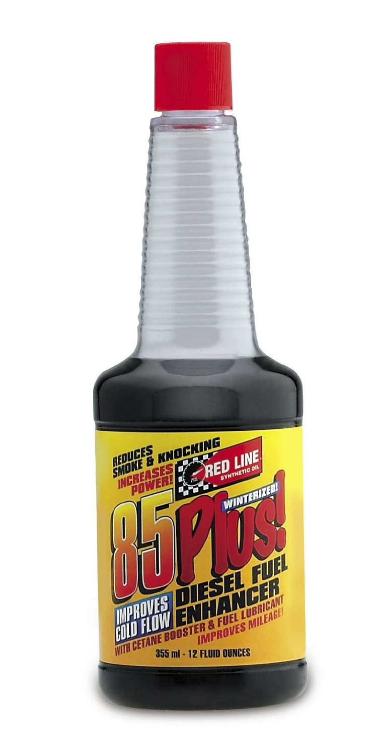 Red Line 70922 85-Plus Diesel Fuel Additive, 12 Ounce (Pack of 12)
