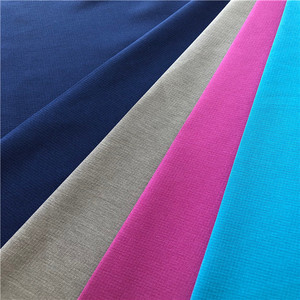 China Cation Recycled 100% Polyester Rayon Spandex Fabric For Wedding