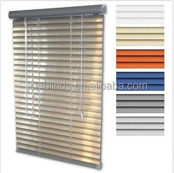 Store Vénitien En Aluminium Jalousie Fenêtre Fabricant Pour Ficelle