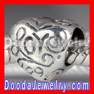 Dooda 925 Sterling Silver LOVE Beads Charms Alibaba Wholesale