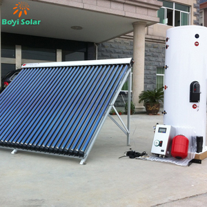 Split High Pressure Solar Hot Water System