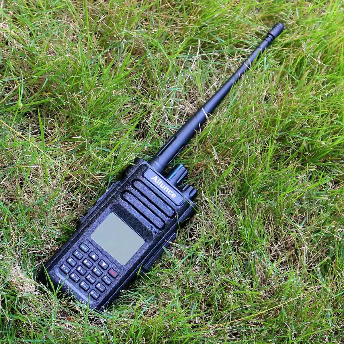 GPS Ailunce HD1 IP67 Waterproof dual band dmr radio 10 watt  encrypted two way radio