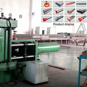 Good consistency upsetting machine based on ajax upsetter for oil casing tube