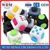 New Hot Selling Boring Releasing Stress Reliever Desk Toys Fidget Cube