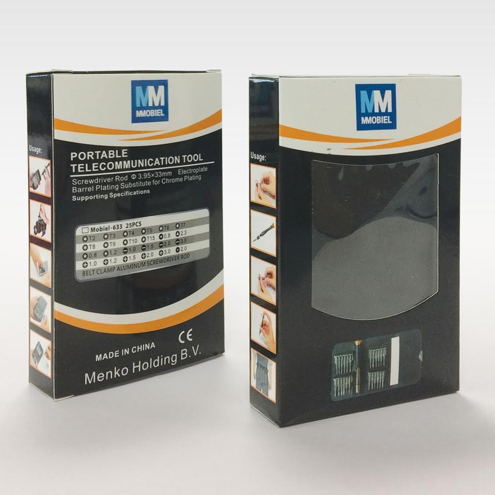 MMOBIEL 25 in 1 Professional Toolkit
