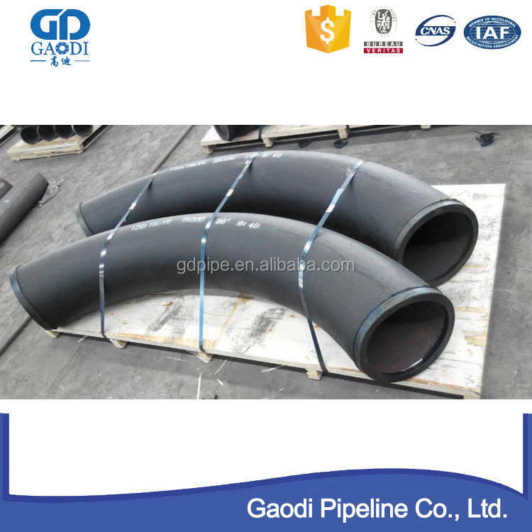 Butt Weded high pressure seamless alloy steel bend