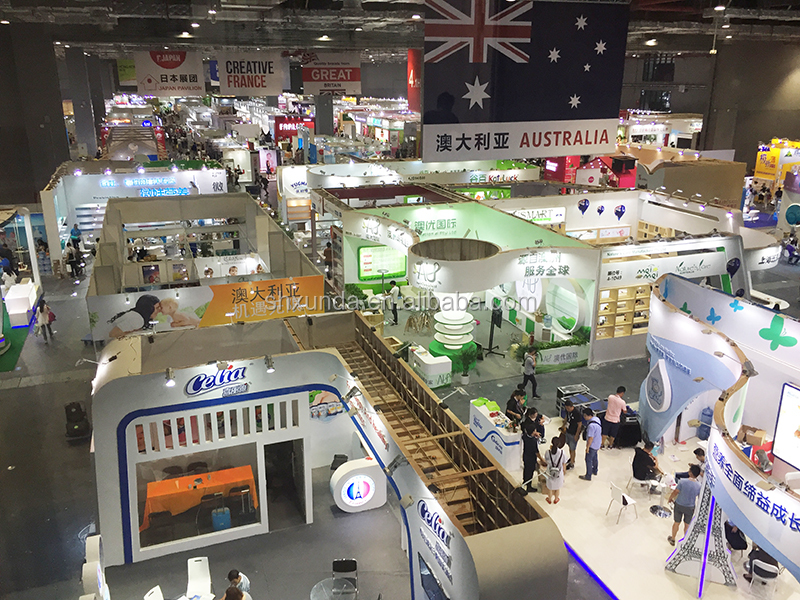 Exhibition Stand Builders France : Shanghai china exhibition builder