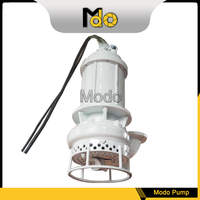 Canned Motor Submersible Slurry Pump