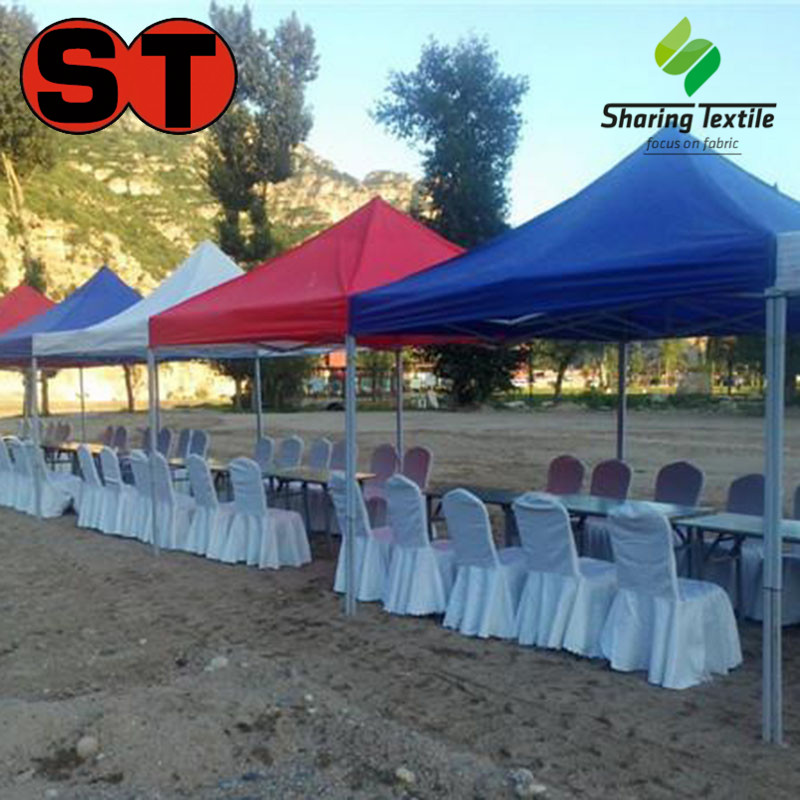 Wholesale Polyester Anti-UV Fold Tents Oxford Fabric/UV Resistant Fold Tents Oxford Fabric/UV Protection Fold Tents Oxford